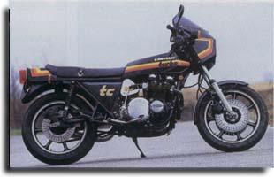 TMIOA - 1978-1979 Kawasaki Z1RTC Turbo